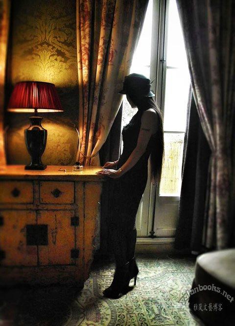 Paris Noble House Photography Romanticism Yalan雅岚 黑摄会